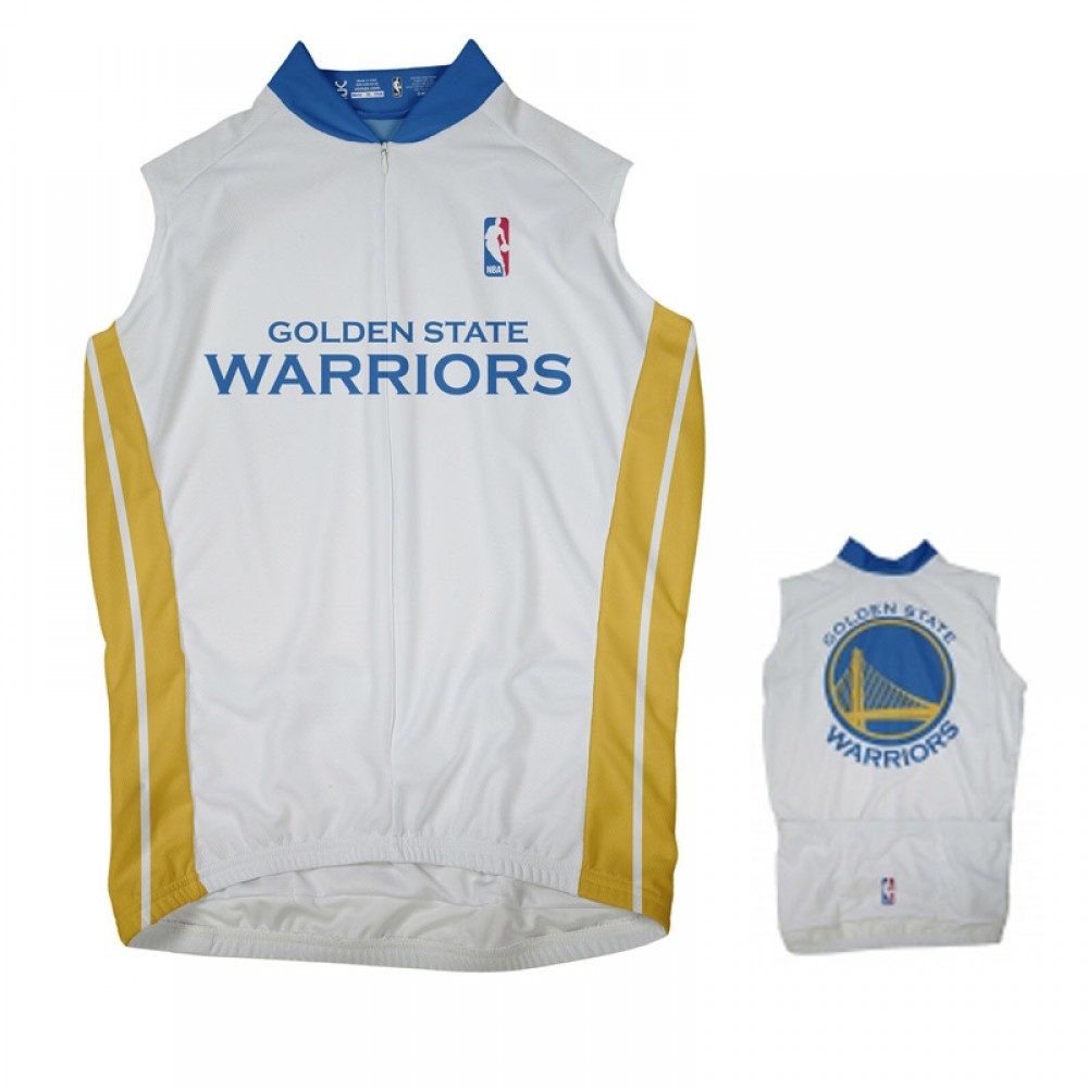86120fecb NBA Golden State Warriors Sleeveless Cycling Jerseys