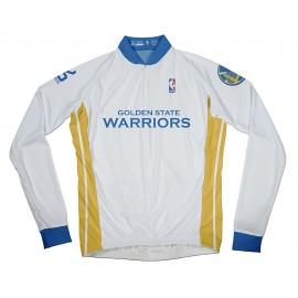NBA Golden State Warriors Long Sleeve Cycling Jerseys 5cd8b8523