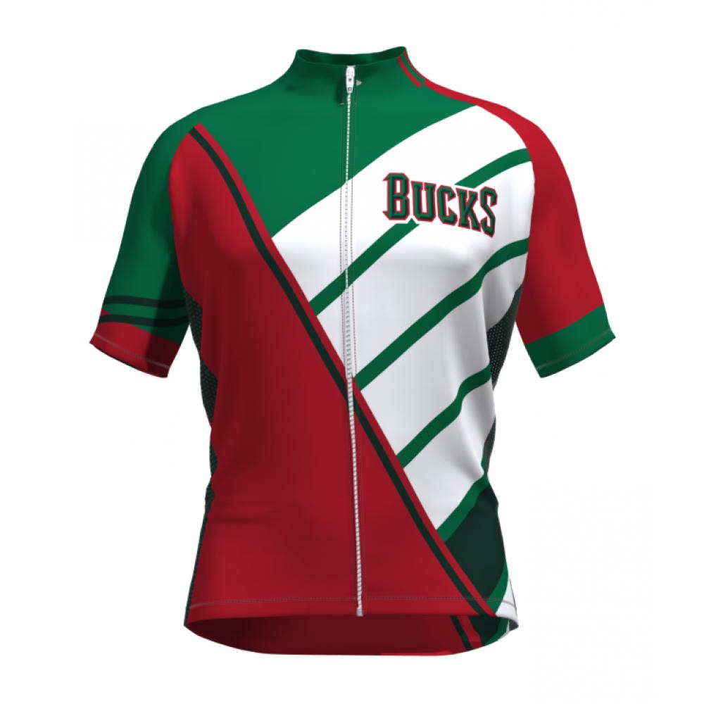 Milwaukee Bucks Cycling Jerseys - Bike Garb